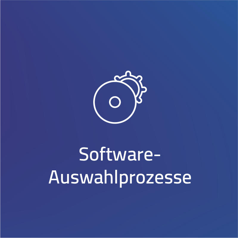 Software-Auswahlprozesse
